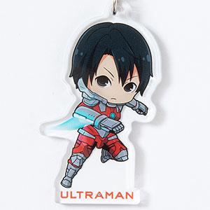 アニメ「ULTRAMAN」 アクリルキーホルダー ぷちキャラ -ULTRAMAN-