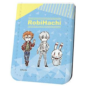 レザーフセンブック「RobiHachi」01/ロビー&ハッチ&イック(グラフアート)