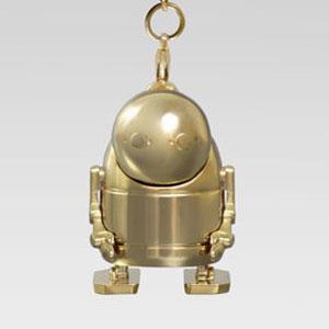 NieR:Automata メタルキーホルダー 黄金の機械生命体