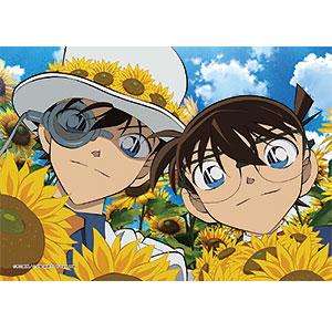 ジグソーパズル 名探偵コナン コナンとキッドと向日葵 108ピース (03-058)