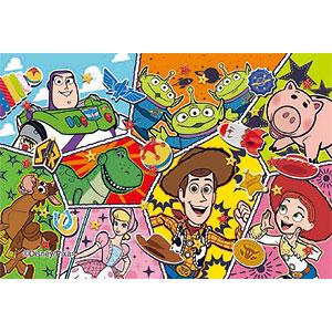 パズルデコレーションmini ディズニー・ピクサー トイストーリー/コミック・ファン 70ピース (70-027)