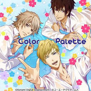 CD 3 Majesty / Color Palette 初回限定盤