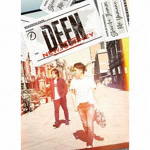 CD DEEN / NEWJOURNEY 初回生産限定盤A