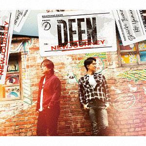 CD DEEN / NEWJOURNEY 初回生産限定盤B