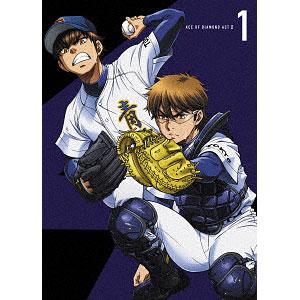 DVD ダイヤのA actII DVD Vol.1