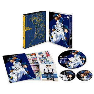 DVD ダイヤのA actII DVD Vol.9