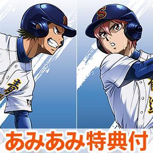 【あみあみ限定特典】DVD ダイヤのA actII DVD Vol.3