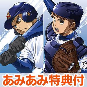 【あみあみ限定特典】DVD ダイヤのA actII DVD Vol.5