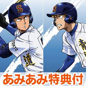 【あみあみ限定特典】DVD ダイヤのA actII DVD Vol.6