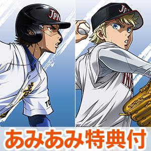 【あみあみ限定特典】DVD ダイヤのA actII DVD Vol.7