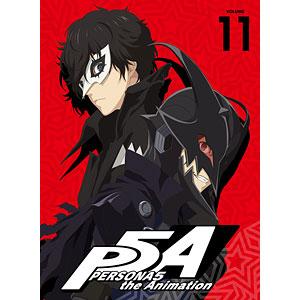 BD ペルソナ5 11 完全生産限定版 (Blu-ray Disc)