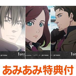 【あみあみ限定特典】BD Fairy gone フェアリーゴーン Blu-ray Vol.4