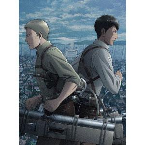 BD TVアニメ「進撃の巨人」 Season 3 (5) 初回限定版 (Blu-ray Disc)