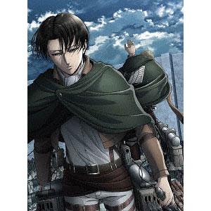 BD TVアニメ「進撃の巨人」 Season 3 (6) 初回限定版 (Blu-ray Disc)