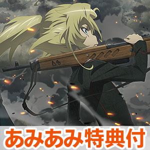 【あみあみ限定特典】【特典】BD 劇場版 幼女戦記 限定版 (Blu-ray Disc)