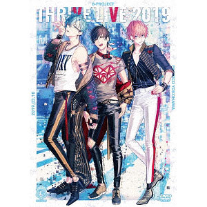 DVD THRIVE / B-PROJECT THRIVE LIVE 2019 通常盤