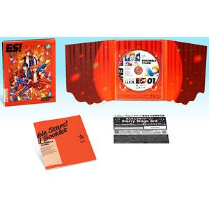DVD あんさんぶるスターズ! 01 特装限定版
