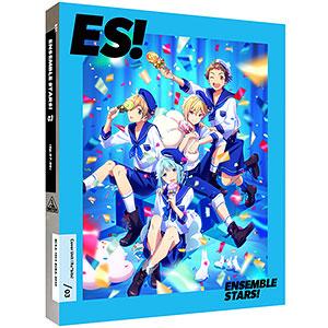 BD あんさんぶるスターズ! 03 特装限定版 (Blu-ray Disc)