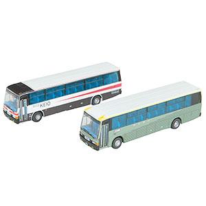 ザ・バスコレクション 中央高速バス50周年2台セット