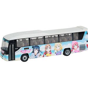 ザ・バスコレクション 富士急シティバス ラブライブ!サンシャイン!!ラッピングバス