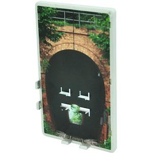 鉄顔コレクション専用カードケースA(トンネル・縦)