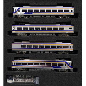 30855 南海10000系(現行塗装・過渡期ロゴ・中間改造車編成)4両編成セット(動力付き)
