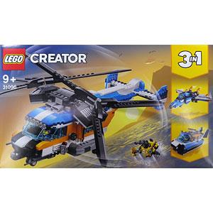 レゴ クリエイター ツインローター・ヘリコプター (31096)