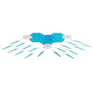 M.S.G モデリングサポートグッズ へヴィウェポンユニット23EX マギアブレード Special Edition CRYSTAL BLUE プラモデル