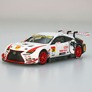 1/43 SUPER GT GT300 2018 arto RC F GT3 No.35