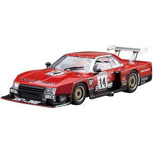 ザ・モデルカー No.112 1/24 ニッサン R30 スカイラインターボ キャラミ9時間耐久仕様'82 プラモデル