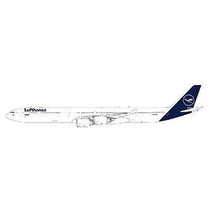 1/400 Gemini Jetsルフトハンザ航空 新塗装 A340-600 D-AIHI