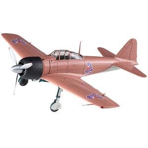 1/48 「荒野のコトブキ飛行隊」零式艦上戦闘機 32型 ナオミ機 仕様 プラモデル