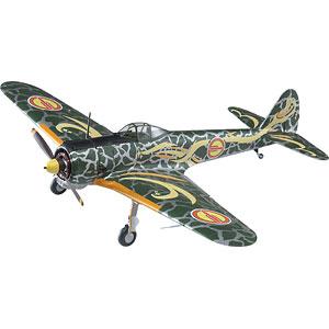 1/48 「荒野のコトブキ飛行隊」一式戦闘機 隼 一型 ザラ機 仕様 プラモデル