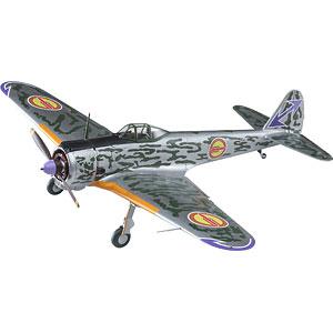 1/48 「荒野のコトブキ飛行隊」一式戦闘機 隼 一型 ケイト機 仕様 プラモデル
