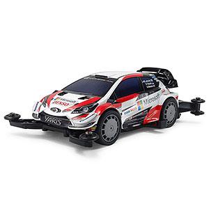 ミニ四駆PRO トヨタ ガズーレーシング WRT/ヤリス WRC (MA)