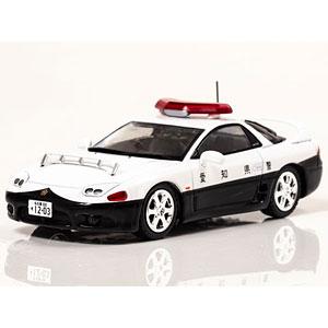 1/43 三菱 GTO Twin Turbo MR (Z15A) 1997 愛知県警察高速道路交通警察隊車両