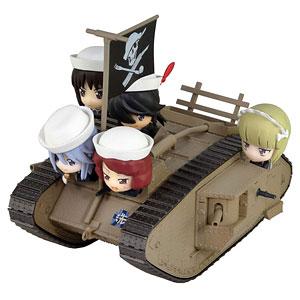 ぺあどっと キャラクターシリーズ ガールズ&パンツァー 最終章 Mk.IV戦車 エンディングVer.