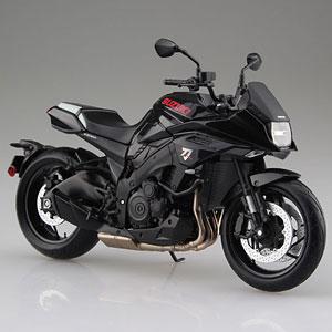 1/12 完成品バイク SUZUKI GSX-S1000S KATANA グラススパークルブラック