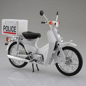 1/12 完成品バイク Honda スーパーカブ ポリス仕様