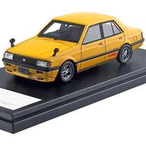 1/43 MITSUBISHI LANCER EX 1800 GSR TURBO (1981) イエロー