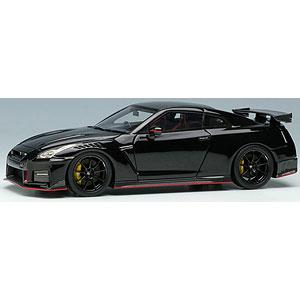 1/43 NISSAN GT-R NISMO 2020 メテオフレークブラックパール