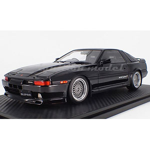1/18 Toyota Supra 3.0GT turbo A (MA70) Black