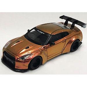 LB★WORKS 日産 GT-R R35 タイプ1 リアウイング バージョン1 マジックブロンズ (右ハンドル)