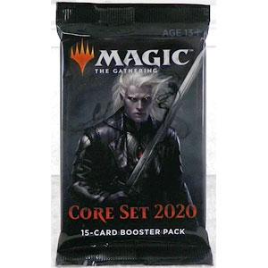 マジック:ザ・ギャザリング 基本セット2020 ブースターパック 英語版 パック