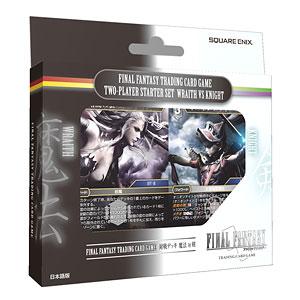 ファイナルファンタジー トレーディングカードゲーム FF-TCG 対戦デッキ 魔法vs剣 日本語版 6パック入りBOX