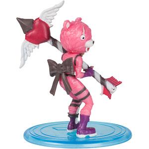 フォートナイト コレクションミニフィギュア 004 ピンクのクマちゃん