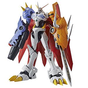 Figure-rise Standard オメガモン(AMPLIFIED) プラモデル 『デジモンアドベンチャー』