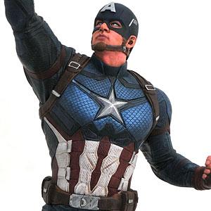 『アベンジャーズ/エンドゲーム』PVCスタチュー [マーベル・ギャラリー] キャプテン・アメリカ