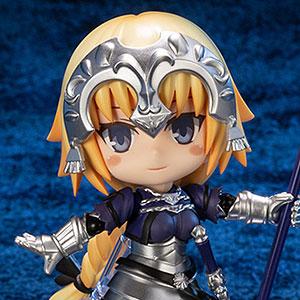 キューポッシュ Fate/Grand Order ルーラー/ジャンヌ・ダルク 可動フィギュア
