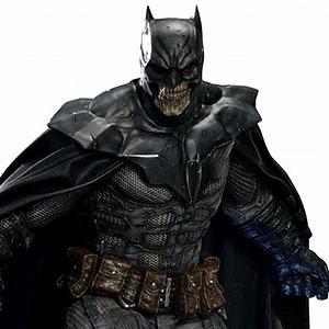 ミュージアムマスターライン/ BATMAN DAMNED: バットマン 1/3 DX スタチュー